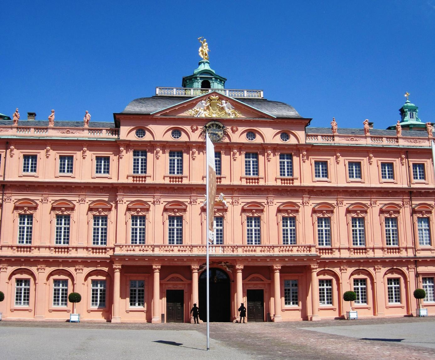 Dauerausstellung in Rastatt